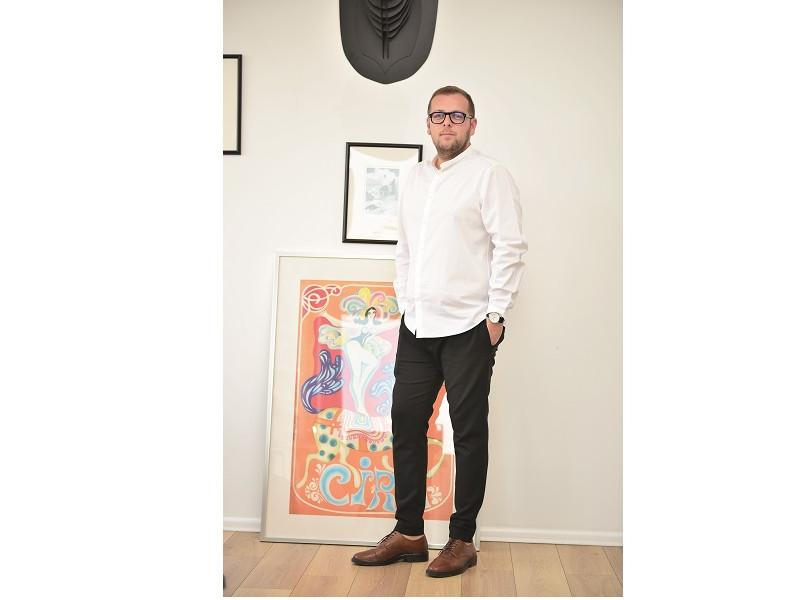 George Man - Managing Partner Creative Market