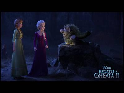 Frozen II, noi aventuri fantastice pentru toate vârstele