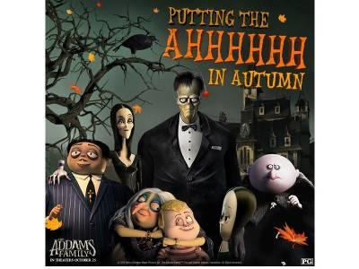 Familia Addams, o animație originală și surprinzătoare
