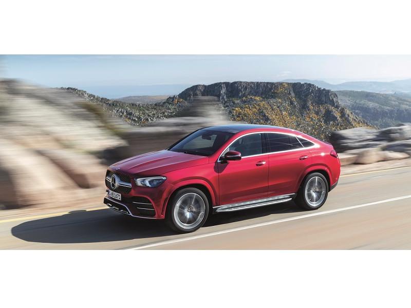 Mercedes GLE Coupe - Toate-s vechi și nouă toate