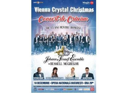 VIENNA CRYSTAL CHRISTMAS, ÎN TURNEU NAȚIONAL