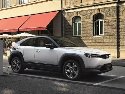 Mazda MX-30 Un nume mare cu autonomie mică