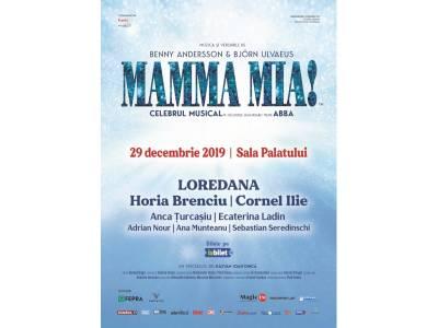 """Musicalul """"MAMMA MIA!"""" - ultima reprezentație din anul 2019"""