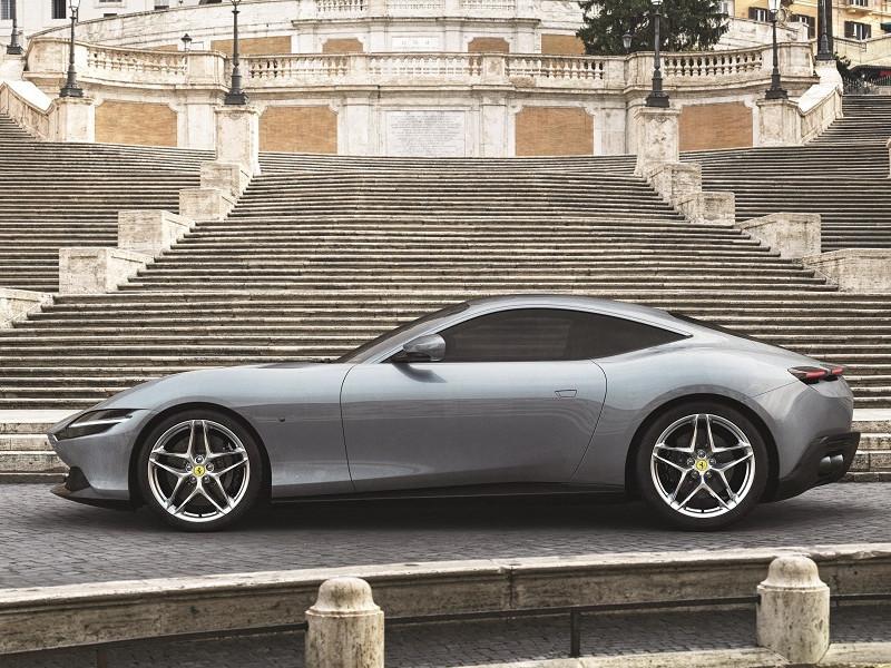 Ferrari Roma - Să fie bine, să nu fie (scump) rău
