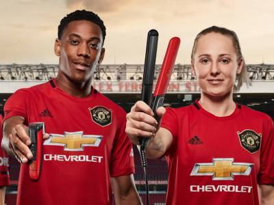 Remington Manchester United Edition