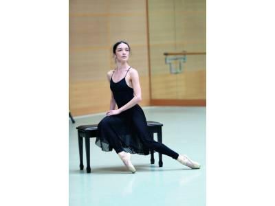 "Balerina Marina Minoiu din nou acasă pentru Gala de Balet ""Carmen Sylva"""