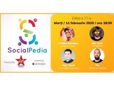 SocialPedia 17:  Despre New Social Media – Podcast și TikTok
