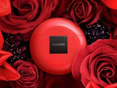 HUAWEI sărbătorește Valentine's Day printr-o ofertă specială 1+1 la FreeBuds 3
