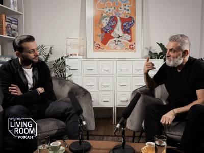 De vorbă cu Mihai Morar, moderatorul seriei de podcasturi IQOS Living Room
