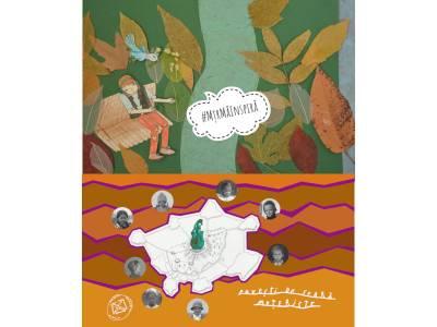 Inspirație și povești pentru copii la Muzeul Național al Țăranului Român – Acum ne jucăm în online!