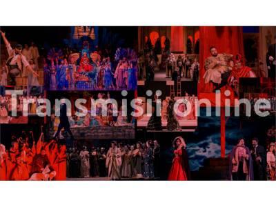 Zorba și Traviata online la Opera Națională Română din Cluj-Napoca