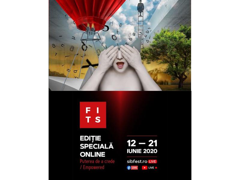 FITS 2020 – celebrul Festival Internațional de Teatru de la Sibiu este organizat online