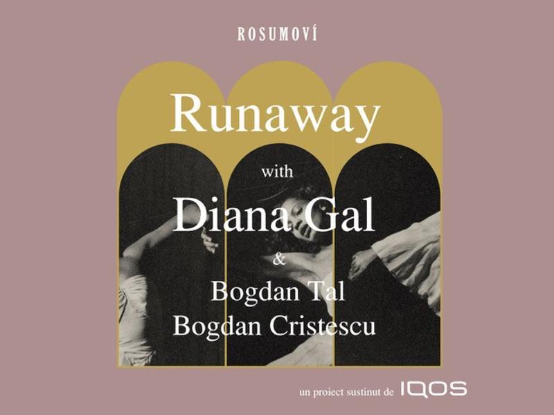 Rosumoví va transmite în premieră livestreaming un spectacol de balet, susținut de balerina Diana Gal