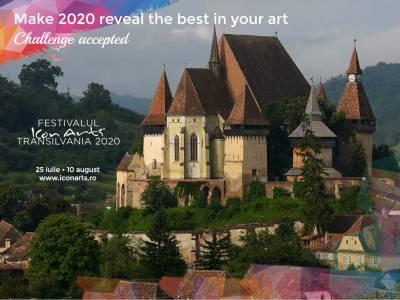 Festivalul ICon Arts Transilvania debutează sâmbătă prin două premiere artistice