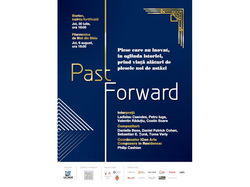 Past Forward – concert Petru Iuga și Valentin Răduțiu la Filarmonica din Sibiu