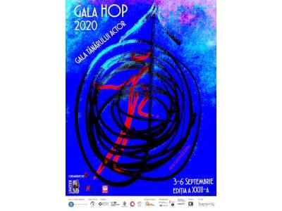 Gala Tânărului Actor HOP și alte spectacole la TNB Amfiteatru | Septembrie 2020