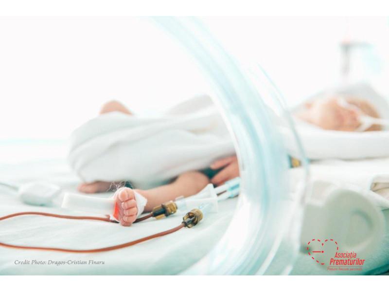 Asociația Prematurilor a donat echipamente de protecție și aparatură împotriva COVID 19 în 5 maternități