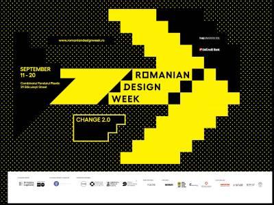 A început Romanian Design Week 2020, o ediție sub semnul SCHIMBĂRII