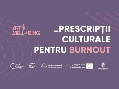 Centrul Cultural Clujean testează cum poate ajuta arta persoanele care suferă de burnout