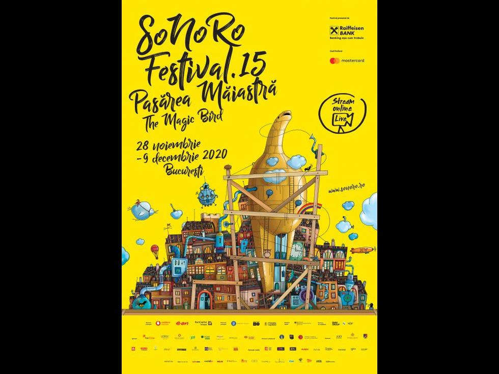 Festivalul SoNoRo XV