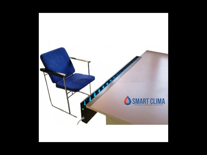 Smart CLIMA - responsabilitatea totala pentru incidentul petrecut in Brasov rezida in ignoranta celor care au dispus achizitia si utilizarea necorespunzatoare a unor echipamente  UV