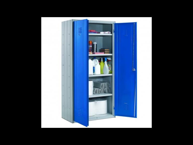 Unde poti amplasa un dulap metalic pentru obiecte de curatenie?