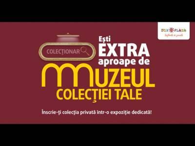 Sun Plaza anunță deschiderea înscrierilor pentru Muzeul Colecționarilor, ce va avea loc în intervalul 6-19 septembrie 2021, în incinta centrului comercial din București