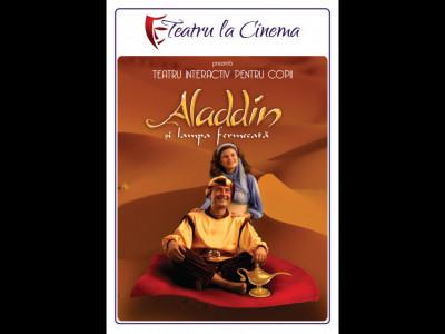 Aladdin și lampa fermecată