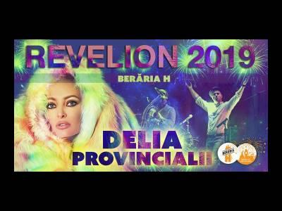 Revelion 2019 cu Delia