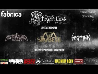 Concert Ethernus + Invitați