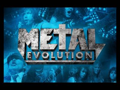 Proiecție documentar: Metal Evolution | 12 episoade