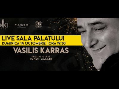 Concert Vasilis Karras