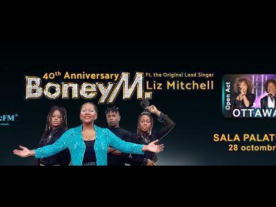 Boney M feat Liz Mitchell