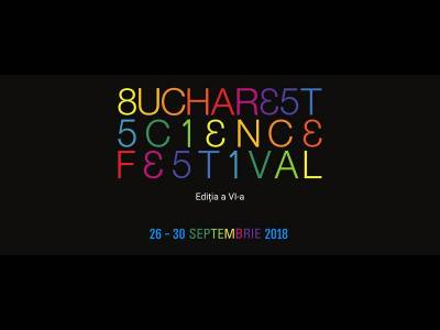 Bucharest Science Festival 2018