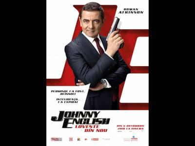 Johnny English lovește din nou