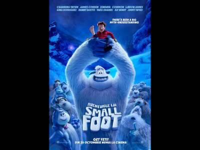 Aventurile lui Smallfoot