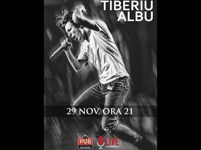 Tiberiu Albu | The PUB Is Live Music