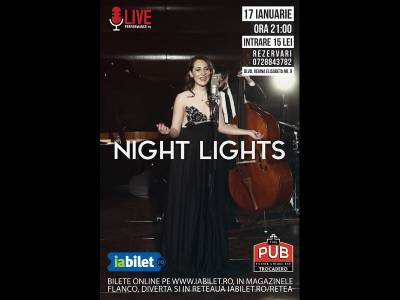 Night Lights - Live în Concert