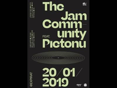 The Jam Community feat. Pietonu/