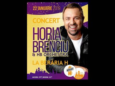 Concert Horia Brenciu & HB Orchestra