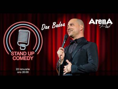 Stand Up Comedy cu Dan Badea