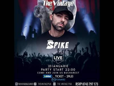 Concert Spike