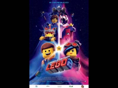 Marea Aventură Lego 2