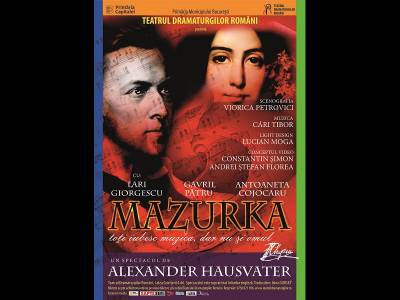 MAZURKA, un spectacol eveniment