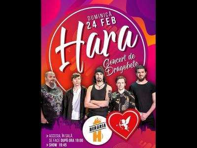 HARA - Concert de Dragobete
