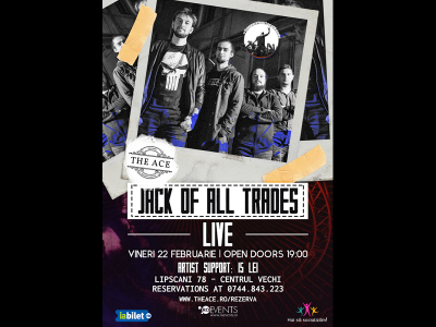 Jack of all Trades live