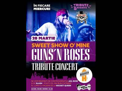 Sweet Show O' Mine | Guns N' Roses Tribute by Rocket Queen