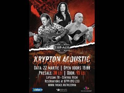 Krypton acoustic live