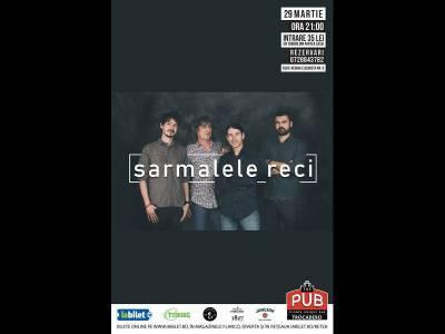 Sarmalele Reci Live