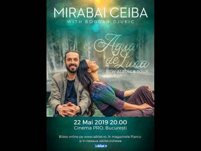 Mirabai Ceiba - Agua de Luna Tour 2019